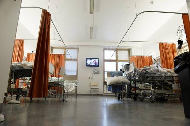 Huoneisiin sijoitetaan Töölössä kuusi potilasta.