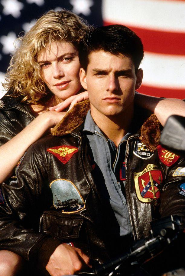 Top Gunin mainoskuva on jäänyt pop-kulttuurin historiaan.
