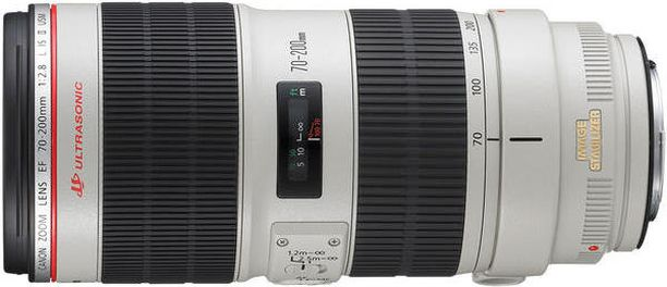 Canon EF 70-200 / 2,8 L IS II USM