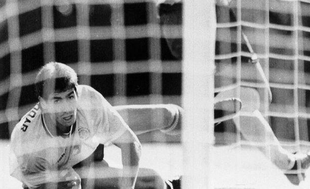 Tästä hetkestä alkanut tapahtumasarja päätti Andres Escobarin elämän 20 vuotta sitten.