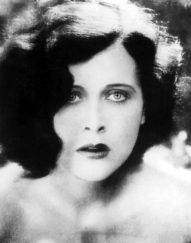Hurmio-elokuva vuodelta 1933 teki Hedy Lamarrista seksisymbolin.