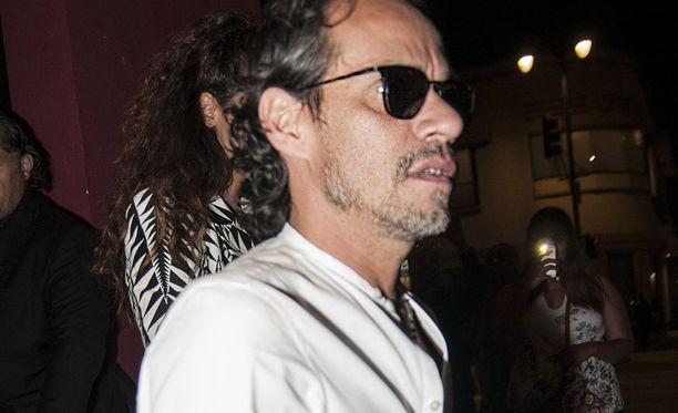 Anthony kuvattuna New Yorkissa 14. syyskuuta.