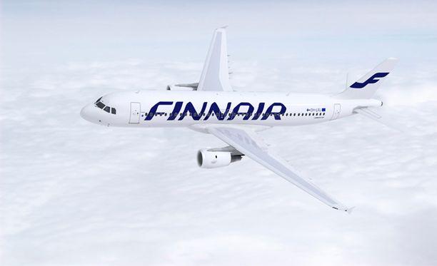 Pommiuhkaus tuli sähköpostilla, mutta sen sisällöstä Finnairilla ei ole tarkempaa tietoa.