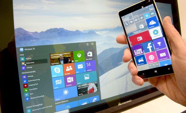 Windows 10 on ilmainen enää hetken.