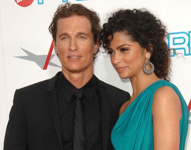 Matthew McConaugheyn tyttöystävä Camila Alves on raskaana.