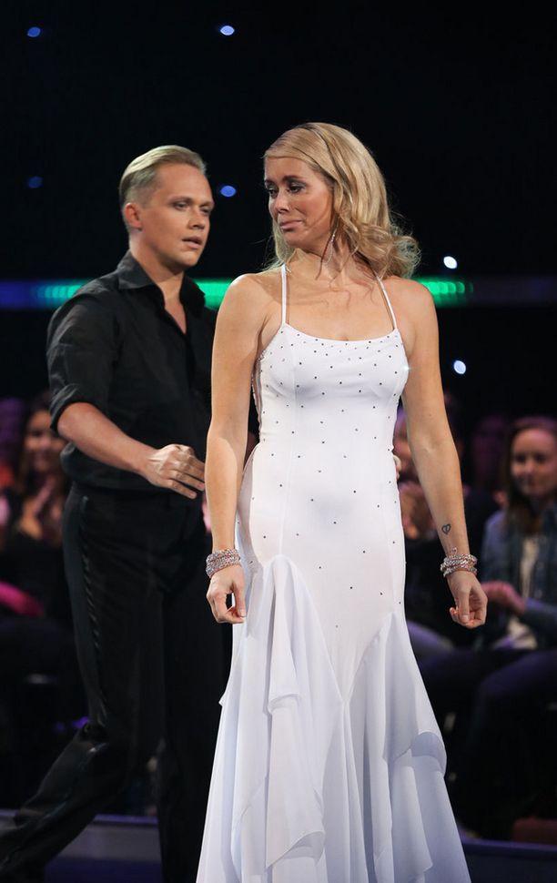 Anne Kukkohovi ja Marko Keränen
