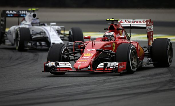 Nähdäänkö Brasilian GP:ssä taas suomalaisten kaksintaistelu?