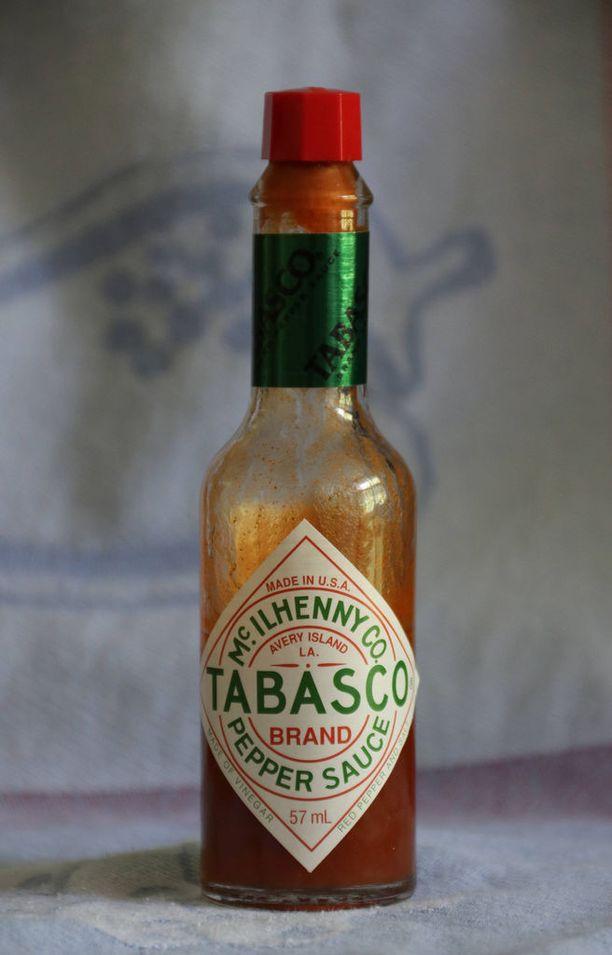 Pippurinen maustekastike antaa kokin mukaan lentokoneruokaan kaivattua potkua.