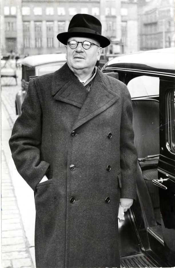 Jukka Seppisen mukaan Neuvostoliiton johtaja Stalin halusi J.K.Paasikiven Suomen johtoon.