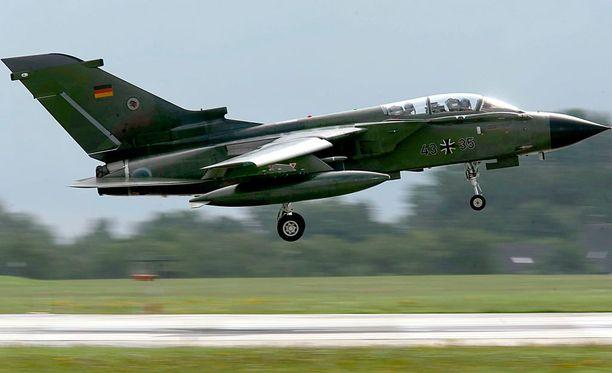 Saksan hallitus päätti hyväksyä suunnitelman sotilaallisesta avusta Isisin vastaiseen taisteluun.