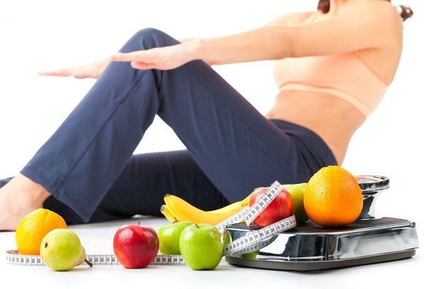 Terveellisen elintavat ovat painonhallinnassa oleellisen tärkeitä.