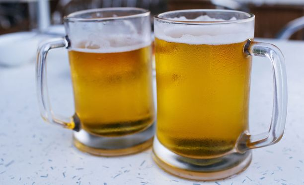 Kohtuukäyttäjä voi huijata itseäänkin juomiensa alkoholimäärien suhteen.