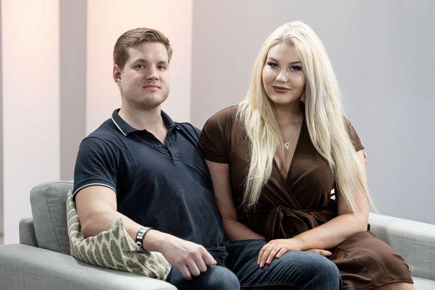 Juuso ja Vilma ottivat toisesta TIS-reissusta opikseen.