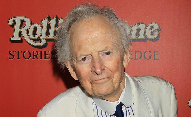 Tom Wolfe kuoli 87-vuotiaana. Kuva viime syksyltä.