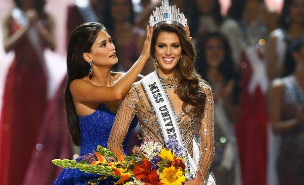 Miss Universum on Iris Mittenaere, Ranskasta.