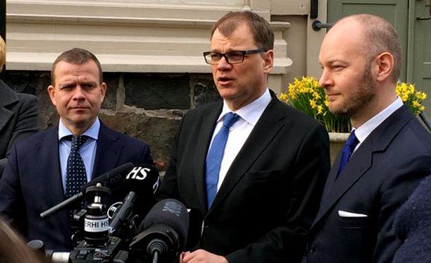 Hallitus lupasi kehysriihessä 54 miljoonaa euroa työvoiman saatavuuden ja koulutuksen parantamiseksi.