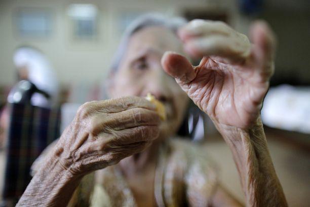 Vanhustenhoito on ongelmissa myös Australiassa. (Kuvituskuva)