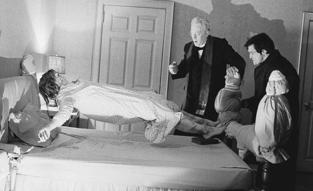 Manaaja on monien mielestä yksi pelottavimmista kauhuelokuvista.