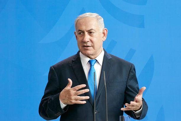 Netanjahu on toiminut Israelin pääministerinä 12 peräkkäistä vuotta.