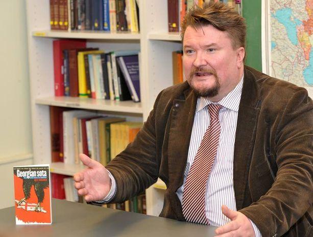 Arto Luukkanen pitää tärkeänä, että ne suomalaiset, jotka ovat päätyneet KGB-listalle, pääsevät kertomaan, miksi he ovat listalle päätyneet.