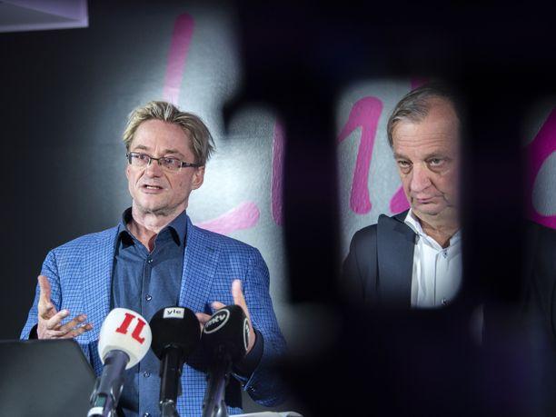 Liike Nytin perustajiin kuuluva SDP:n entinen kansanedustaja Mikael Jungner ei aio lähteä eduskuntavaaliehdokkaaksi.
