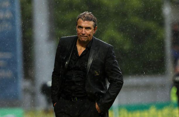 Alexei Eremenko sai lähteä SJK:n päävalmentajan paikalta.