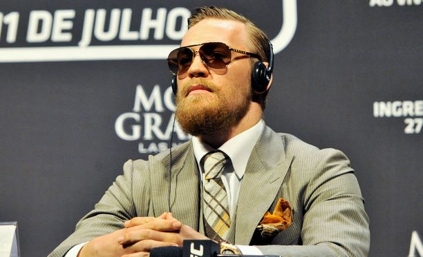 Conor McGregor on yksi UFC:n suurimmista tähdistä tällä hetkellä.
