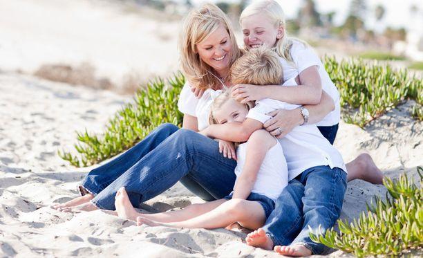 Minnan puoliso on mitä ihanin vanhempi ja puoliso, mutta vastuu lapsista on Minnalla.