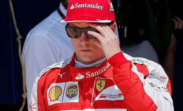 Ferrarin hovitoimittajan mukaan kohuttu Montrealin spinnaus ei ainakaan auttanut Kimi Räikkösen asiaa.