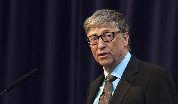 Bill Gates pitää bioterroristeja erittäin vaarallisena uhkana.