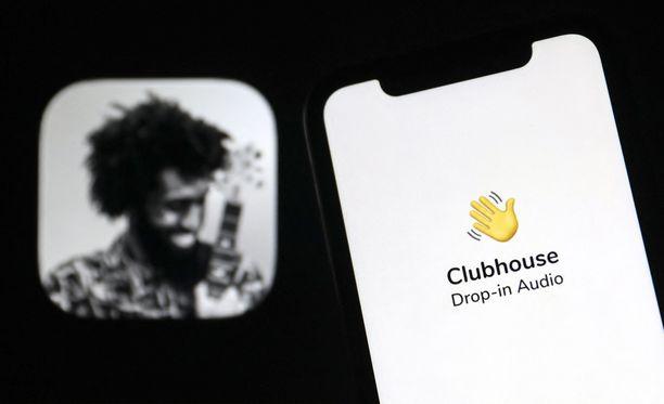 Clubhouse on saatavilla Iphonelle, mutta sen on tarkoitus saapua myös Androidille tänä vuonna.