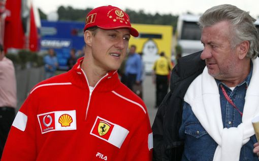 Michael Schumacherin menestysvuosien manageri sai aivohalvauksen – heräsi aamulla ilman puhekykyä