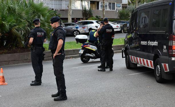 Euroopan suurin jalkapallostadion lähettää viestin terroristeille