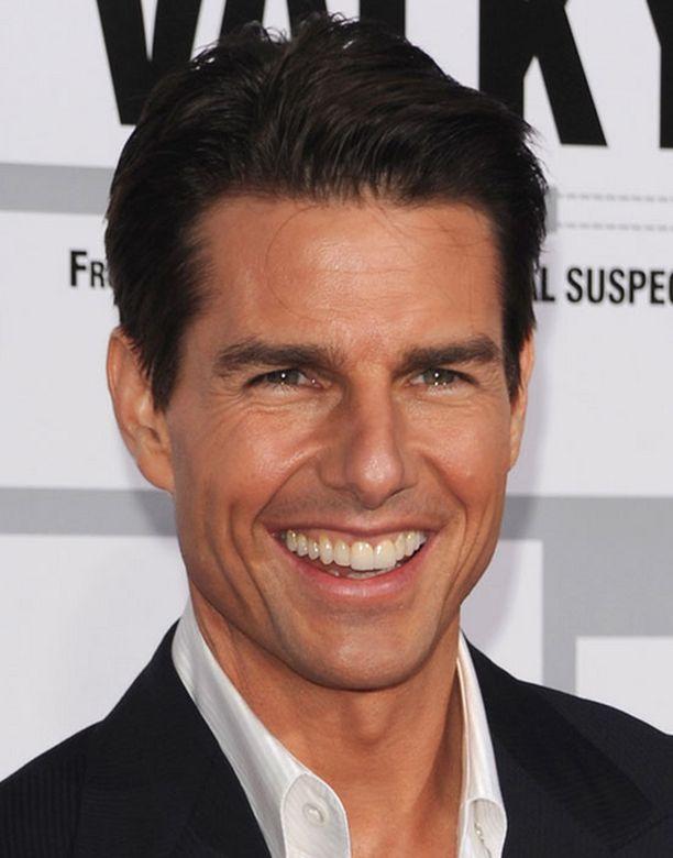 Tom Cruise ei ota mallia omasta isästään.