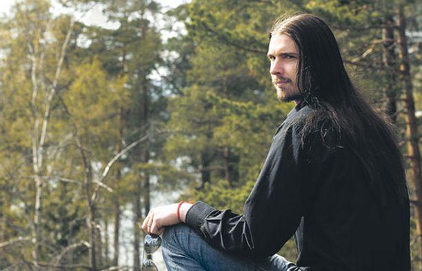 Kristian Meurman pohtii mielellään suuria kysymyksiä ja on valmis sanomaan niistä sanansa.