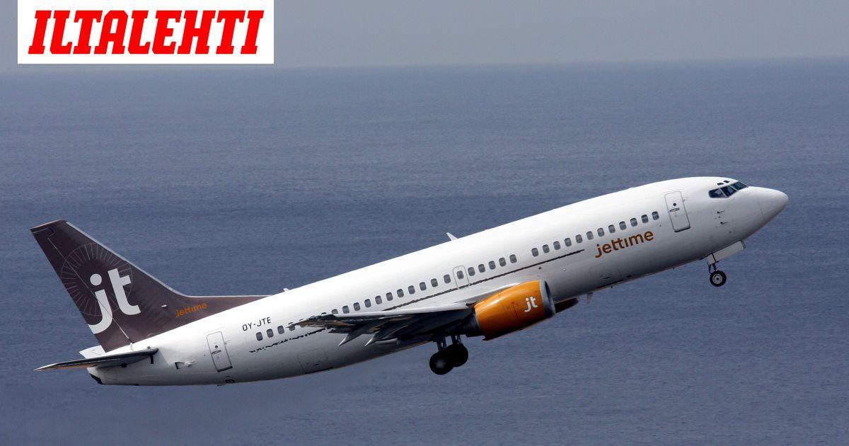 Jet Time Lentoyhtiö
