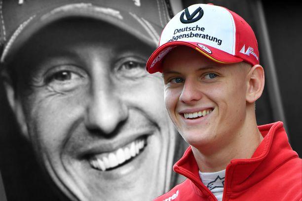 19-vuotias Mick Schumacher on kiinni Formula 3 -sarjan voitossa.