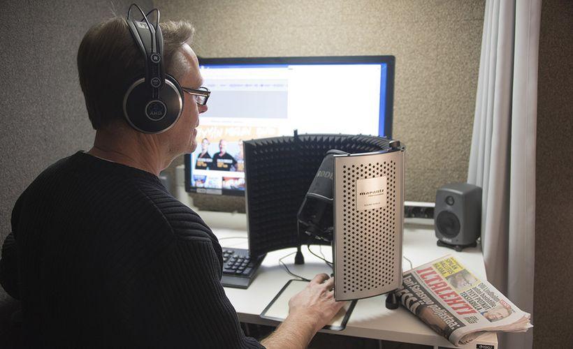Iltalehti aloitti radiouutisten tekemisen