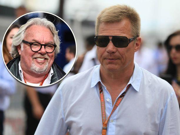 Keke Rosberg oli auttamassa Jyrki Järvilehtoa ja Mika Häkkistä formula ykkösiin, mutta Mika Salo joutui tulemaan toimeen ilman vuoden 1982 maailmanmestarin apua.