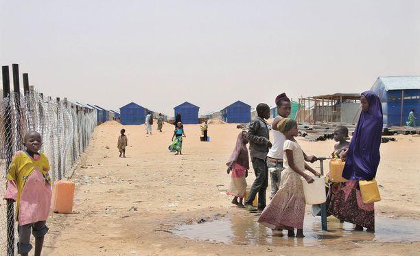 Boko Haram on ajanut jopa miljoonia länsi-Afrikkalaisia kodeistaan.