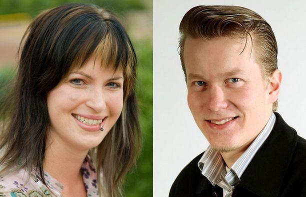 Emmasta ja Juhasta tulikin pari.