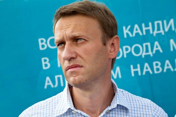 Aleksei Navalnyi on Venäjän opposition näkyvimpiä hahmoja. Kuva vuodelta 2013.