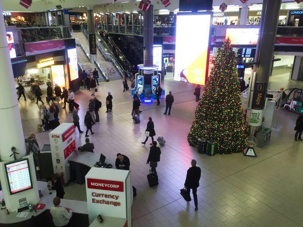 Gatwick on Lontoon toiseksi suurin lentoasema