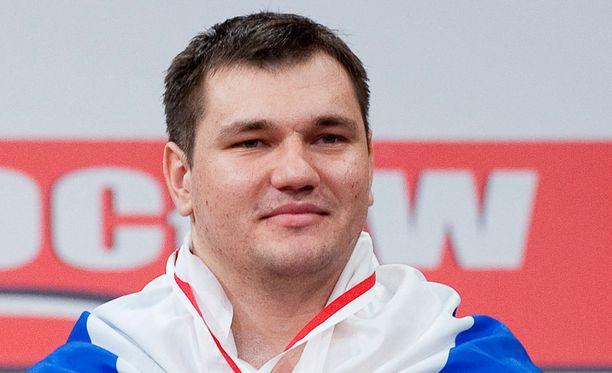 Aleksei Lovtšev antoi positiivisen dopingnäytteen.