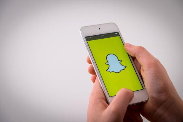 Snapchatissa leviää ilmeisesti virheellinen kuvakaappaus Ylen sivuilta. Valtioneuvoston mukaan kuva on väärennös. Kuvituskuva.