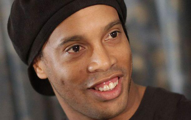Ronaldinho palaa kotimaahansa.