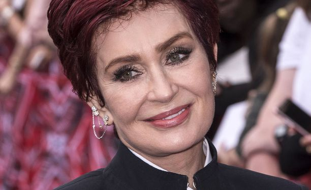 Sharon Osbourne valmensi Saara Aaltoa viime syksynä X Factor -laulukilpailussa.