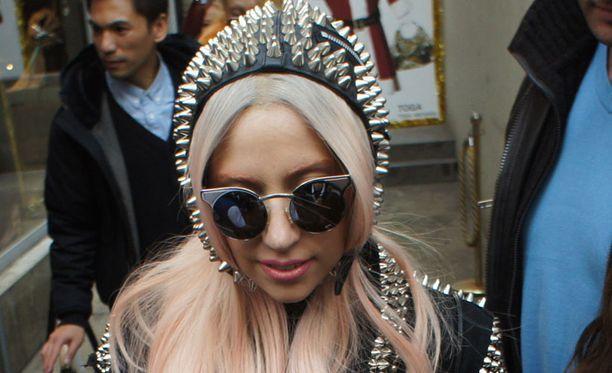 Lady Gaga on kertonut olevansa Madonnan suuri ihailija.