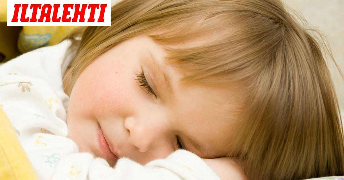 Lapsen Nukuttaminen