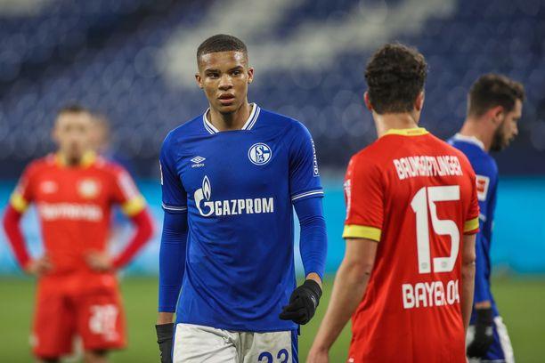 Malick Thiaw on ollut tällä kaudella tuttu näky kentällä Schalken otteluissa.